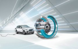 Trelleborg e-mobility seals HiSpinTM PDR RT and HiSpinTM HS40 will contribute to extending the travelling distance of electric cars LOWRES