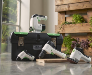 Stanley Black & Decker and Eastman developing more sustainable power tools
